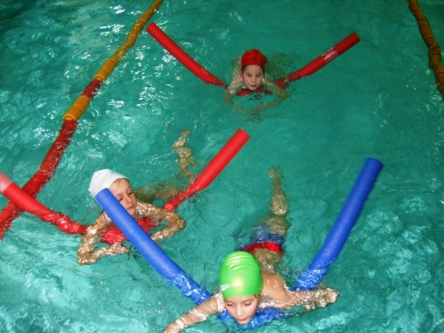 Mali Veliki plavalci